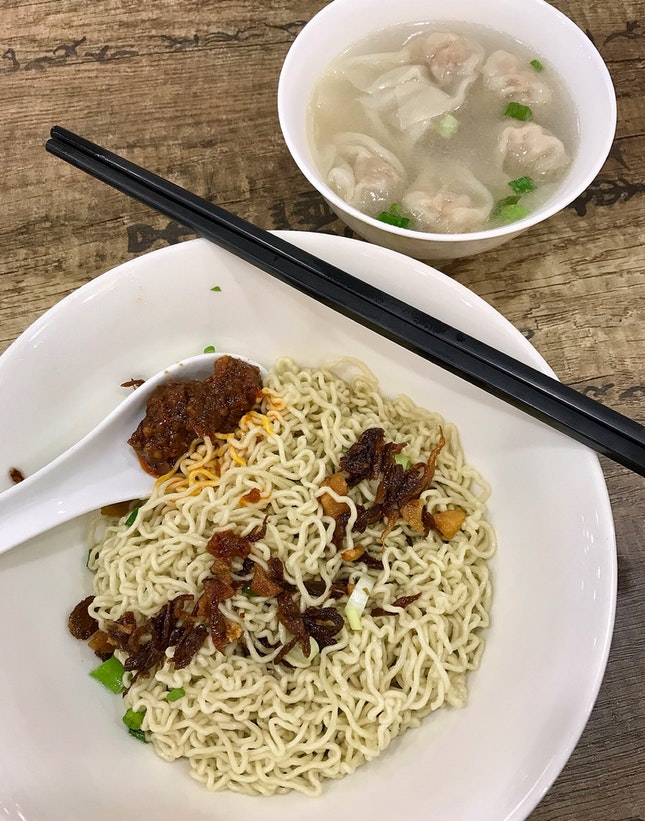 家香麵  $7.90