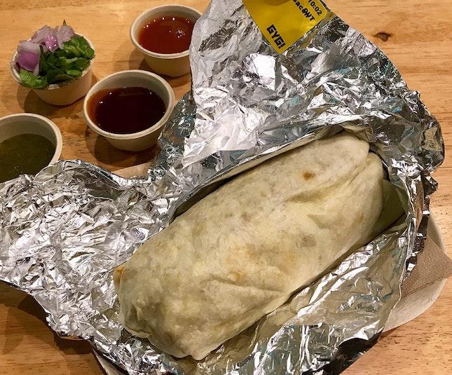 Breakfast Burrito  $6.90