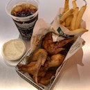 Classic Wings Combo  $11.95