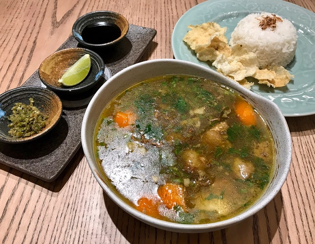 Oxtail Soup  $20