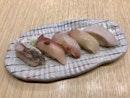 握り5貫 Assorted Sushi 5 pieces