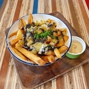 Truffle Cheese Fries Jnr.  $14