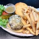The Steak au Poivre Burger  $24