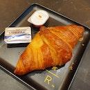 Butter Croissant  $3.50