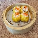 香菇魚子蒸燒賣  $6.80
