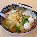魚圓麵  $4.80