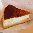 Signature Burnt Cheesecake (Original)  $7