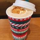 Toffee Nut Crunch Latte  $11.10