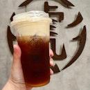 老虎芝士復刻春光紅茶  $5.20