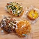 Assorted Breads & Tart  $9.60