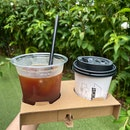 Pourover $6   Iced Black $5.50