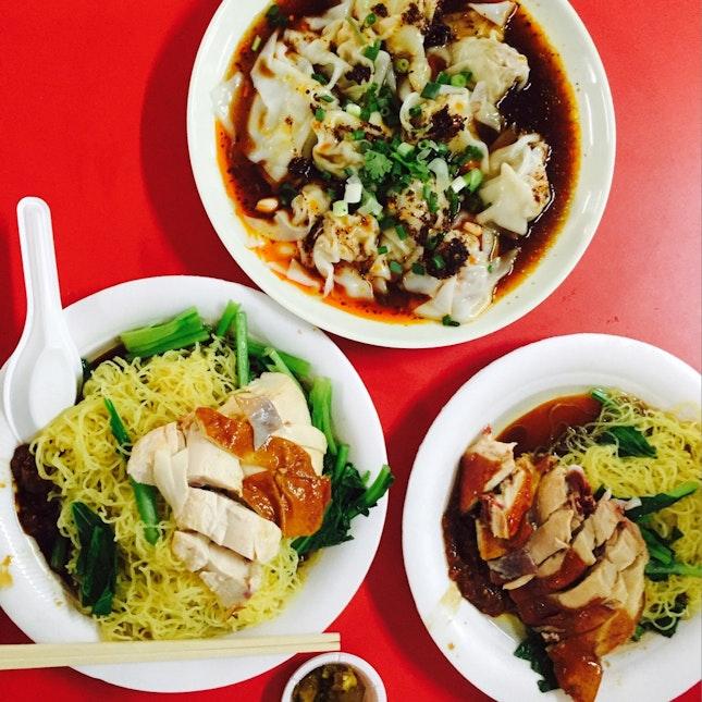 Chinatown Complex Market