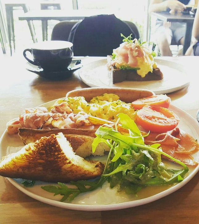 Great brunching places