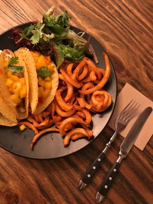 Fish Fillet Tacos