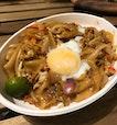 Wok Fried Hor Fun By Heng Heng ($8.80)