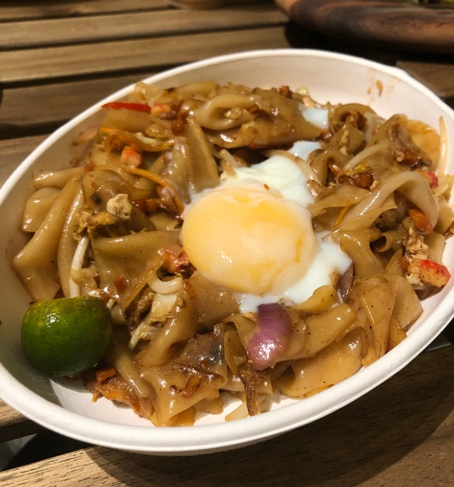 Wok Fried Hor Fun By Heng Heng ($8.80)