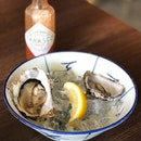 Fine de Claire no. 3 oyster (from France 🇫🇷; $2.25/pc)