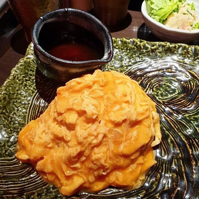 Omurice ($9.90)  Simple yet delectable, the egg was creamy goodness that left me satisfied.