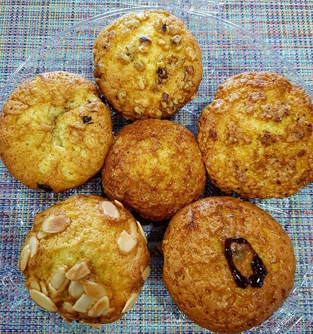 Simple muffin cakes at only $1 each!