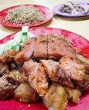 93 Wu Xiang Xia Bing 五香虾饼 (Blk 93 Lorong 4 Toa Payoh Market & Food Centre)