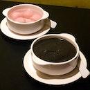 @ Dessert Bowl 一碗甜品 Always space for dessert 🥰 - 🍽 FUD FOR THE TUMMY • Black Sesame Paste • Glutinous Rice Ball