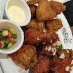 Crispy & Spicy Fried Chicken (2/5⭐)
