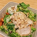 Grilled Chicken Salad $9