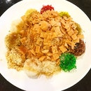 #throwback Yesterday we had Company Lo Hei and CNY Lunch at PeraMakan Restaurant!!