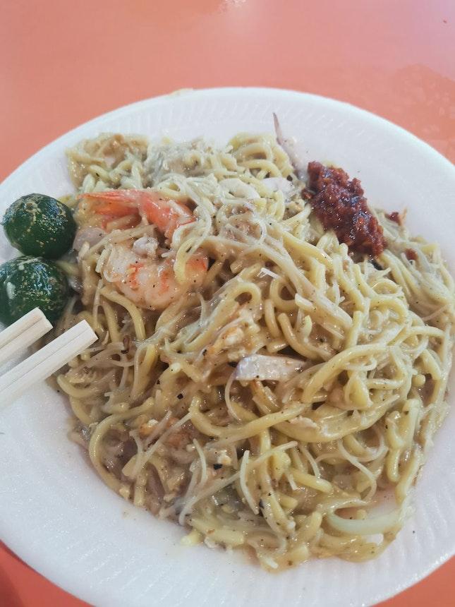 Tiong Bahru Yi Sheng Fried Hokkien Mee