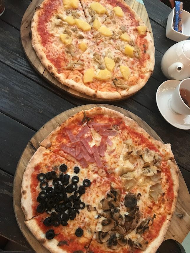 Pizza Night🍕🍕