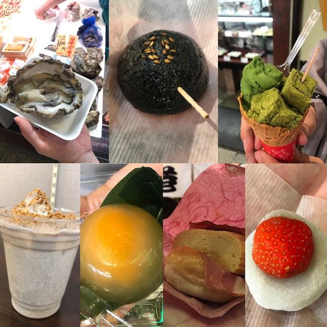Japan Eats 🇯🇵