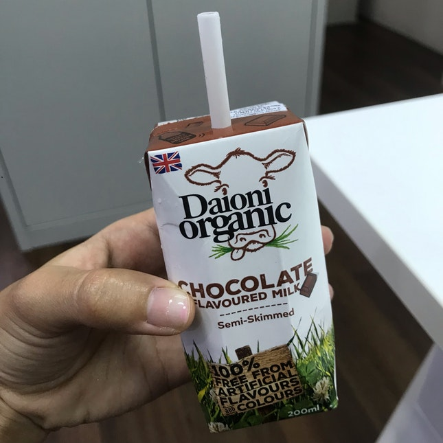 Daioni Organic Chocolate Milk