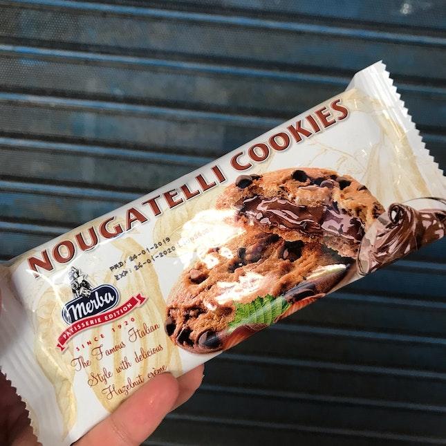 Nougatelli Cookies