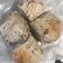 Quinoa Walnut Bread