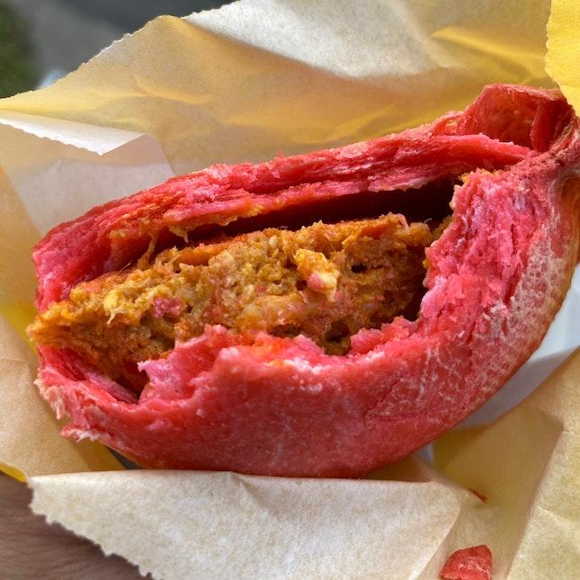 Chili Crab Curry Puff
