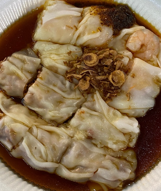 Silky Soft Chee Cheong Fun