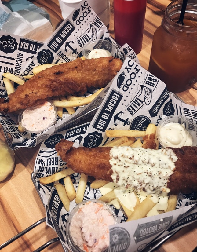 Good Fish & Chips Deal