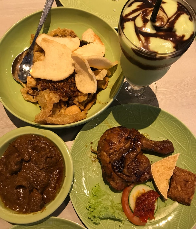 Authentic Indonesian Food