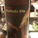Just when we thought that we were done, Steven surprised us with a rum from Samaroli.