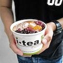 ~芋圓~Opened in year 2011 & now with 7 outlets to boot, @itea.sg doesn't just sells bubble teas anymore!