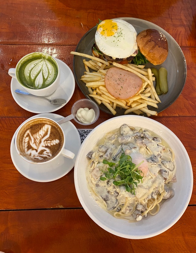 One Of The Best Cafes With Affordable Food & Good Coffee