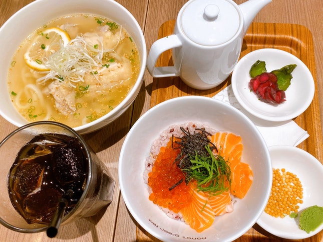 Healthy Jap Food