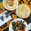 One of the best #hummus in Singapore at #fillapita_sg #pasabella