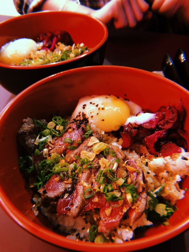 Great Beef Bowls