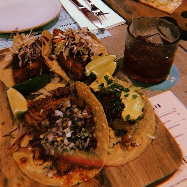 Superb Mexican Fare
