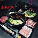 Chunciou Hot Pot 春秋战锅