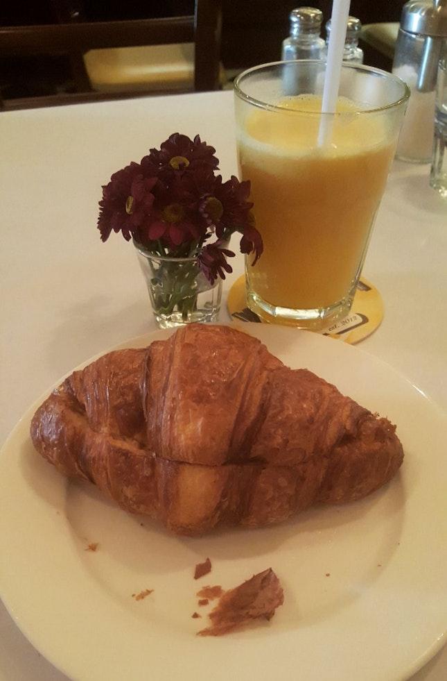 Tuna Mayo Croissant