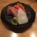Eating At Sushi Kou