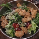 Muah Chee Salad ($12++)