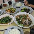 菜脯鱼头 Chai Poh Fish Head @ Rong Cheng Delight